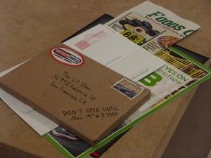 Tandem package