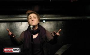 Carrie Rudzinski Performs