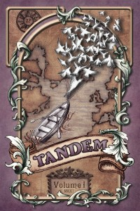 Tandem's Front Cover for Press