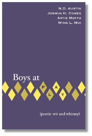 Boys                 at Play front cover