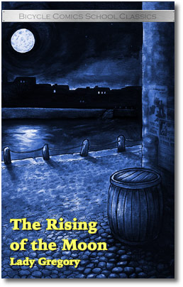 Rising Moon E-book cover picture